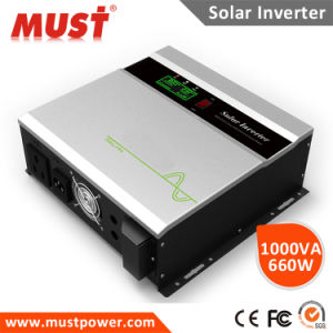 Home Application 30W PWM Modify Sine Wave Solar Inverter 1200va pictures & photos