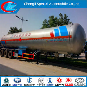 Asme Standard Tri-Axles LPG Semi Trailer 3 Axles Used LPG Gas Tanker for Sale pictures & photos