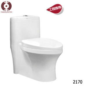 Hot Sale One Piece Bathroom Toilets (2170) pictures & photos