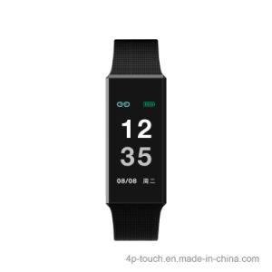 Colorful Display Smart Bluetooth Bracelet with Heart Rate Z4 pictures & photos