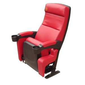 China Auditorium Seating Rocking Theater Seats Cinema Chair (S22JY) pictures & photos