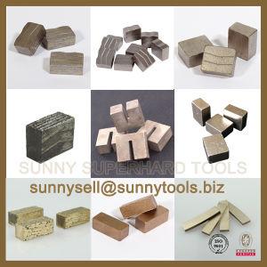 Diamond Segment Tool for Granite pictures & photos