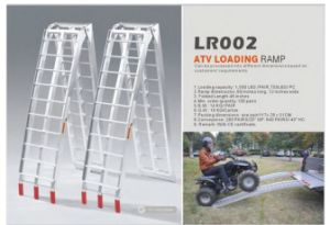 Professional ATV Loading Ramp with Ce Certification pictures & photos