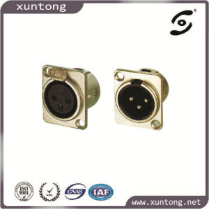 CATV BNC Male to RCA Female Adaptor Plated Connector pictures & photos
