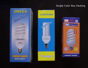 15W T2 Half Spiral Energy Saving CFL Lamp with CE (BNFT2-HS-C) pictures & photos