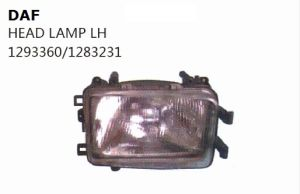 Hot Sale Daf Truck Parts Head Lamp Lh 1293360/1283231 pictures & photos