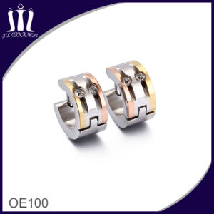 3 Tone Fashion Earring Designs New Model Earrings pictures & photos