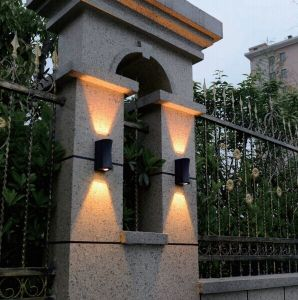 Good Quality for 2*3W up and Down Wall Light LED for Outdoor Use pictures & photos