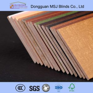 50mm Promotional Basswood Venetian Blinds pictures & photos