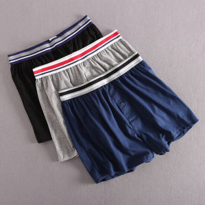 Cheap Customize Popular Knitted Cotton/Spandex Mens Shorts pictures & photos