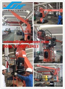 Mini Crane Stiff Boom Crane pictures & photos
