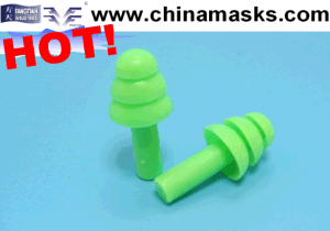 High Quality Noise Reduction PU Earplug pictures & photos