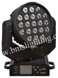 21PCS RGBW 4 in 1 LED Moving Head Wash Light