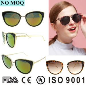 2016 Latest Fashion Acetatel Women Sun Glasses Cat Eyes Sunglasses pictures & photos