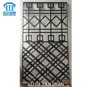 High Quality Crafted Wrought Single Iron Gate 001 pictures & photos