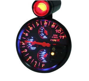 "5""127mm Tachometer for 4 in 1 Gauge (8140BB) pictures & photos"
