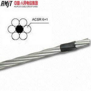 Bare Overhead Aluminium Conductor Steel Reinforced ACSR Conductor pictures & photos
