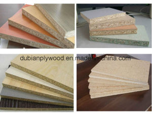 Construction Melamine Particle Board with High Class pictures & photos