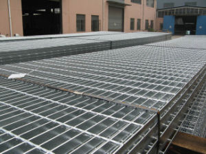 Hot Dipped Galvanized Steel Gratings pictures & photos