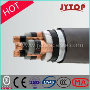 High Voltage Hv Three Core Copper XLPE Insulated Power Cable pictures & photos