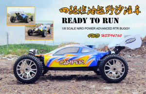 2016 Hot 1/8th Scale PRO Nitro off Road Buggy pictures & photos