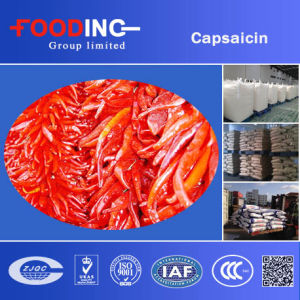 10%-99% Natural Supplement Capsaicin pictures & photos