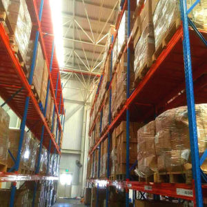 Warehouse Storage Steel Beam Pallet Rack pictures & photos