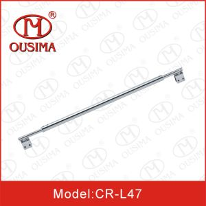 Wall Mounted Stainless Steel Shower Room Support Bar (CR-L47) pictures & photos