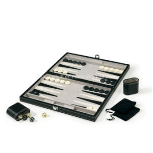 Classics 15-Inch Backgammon Game Case pictures & photos