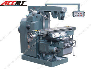 Universal Knee Type Milling Machine (M6132X16) pictures & photos