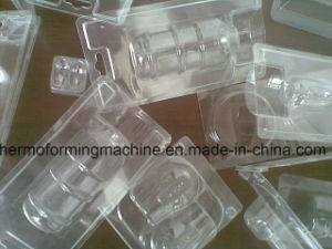 Automatic Feeding Precision Hydraulic Four-Column Plane Plastic Cutting Machine pictures & photos