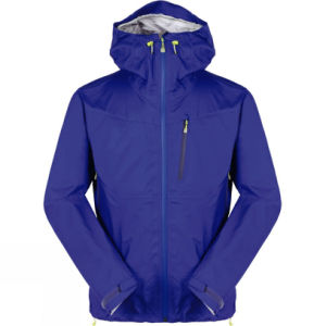 Lightweight, Breathable and Versatile Three-Layer Mountain Jacket for Men pictures & photos