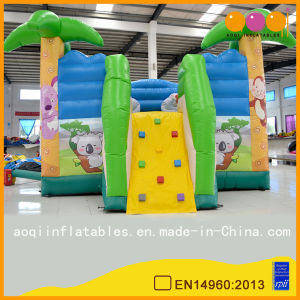 Top Qualtiy Kids′ Playground Monkey Mole Combo Indoor Inflatable Games (AQ682) pictures & photos