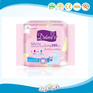 Cheap Feminine Hygiene Products Ladies Sanitary Napkin China Factory Directly Supplying pictures & photos