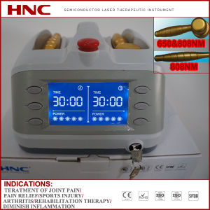 Hnc Cold Laser Pain Relief Massage Rehabilitation Therapy Instrument pictures & photos