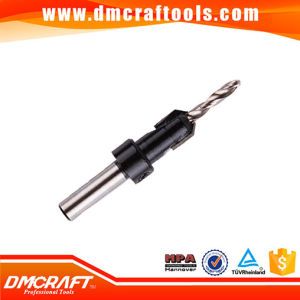 Tungsten Carbide Tipped Countersink Drill Bits for Wood Working pictures & photos