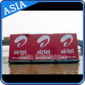 Inflatable Floating Water Billboard, Floating Inflatable Billboard for Adversing pictures & photos
