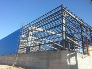 Large Space Portal Steel Structure Workshop pictures & photos