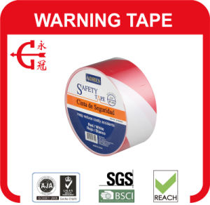 Hot Sale High Quality Warning Tape PVC Floor Marking Tape pictures & photos