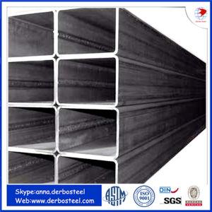 Square Tubing Welded 12-Gauge Steel/Steel Welded Tube pictures & photos