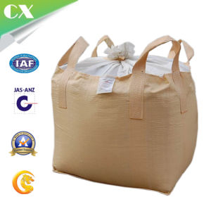 High Quality Baffle Big Bag Cement Bag pictures & photos