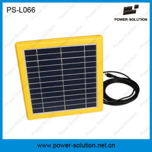 Portable & Multifuction Solar Powered Radio with LED Lantern and USB Charger pictures & photos
