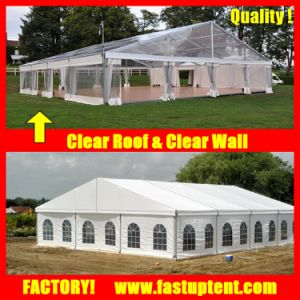 15X20m Glass Wall Event Party Marquee Wedding Tent pictures & photos