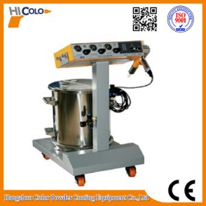 Powder Coating Machine for Coating Bicycle Frame (colo-500star) pictures & photos