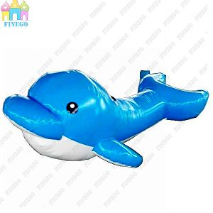 Inflatable Dolphin Water Floating for Water Park pictures & photos