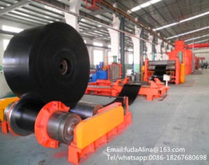Rubber Ep/Polyester Mining Conveyor Belt pictures & photos