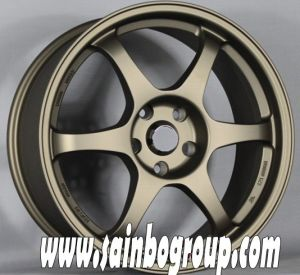 High Quality Car Alloy Wheels 19*80 PCD 5*112-120 pictures & photos