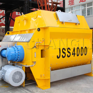 Js4000 Germany Technology Advanced Equipment Concrete Mixer for Sale pictures & photos