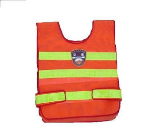 Safe Reflective Vest for Police pictures & photos