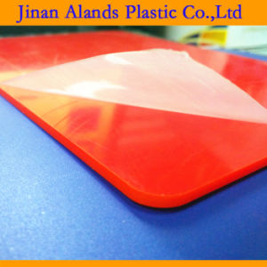 2017 Best Sell Red Cast Acrylic Sheet Color Plastics pictures & photos